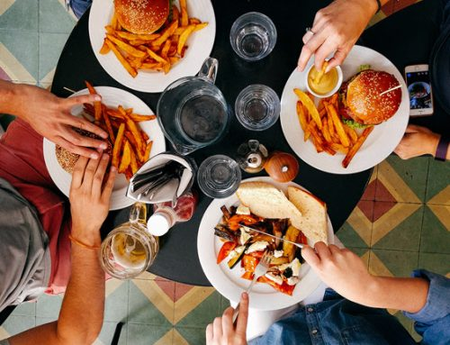 How to Stop Overeating Once and For All